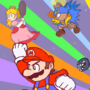 Super Mario RPG by TKOWL