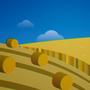 Hey, it's hay