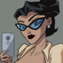 Catwoman Selfie, I Guess by PurplePrawn