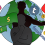Internet IRL Challenge: Social Media.... Domination! by AleunaM