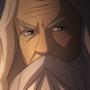 Cartoon Gandalf