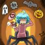 Spooky Cutie by Jomoko