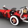 V20 Classic vintage stylish yet Elegant Car modeling by GameYan