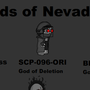 Gods of Nevada (Madness Combat) by YellowBlood19