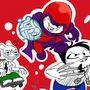 Oney Plays as Xmen by cartooncreator23