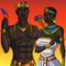 King and Queen of Kush