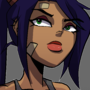 new girl by Shadowblackfox