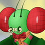 Beetlehead by PsychoticRat