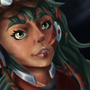 Jade - Rogue Reality Portrait