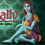 Sally- Nightmare Before Christmas by Lexduran95