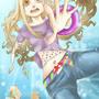 Comic book girl! by HimoruStar