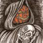 Pumpkin Reaper by SkullJeager