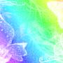 Rainbow Aura by Lunarfirekitty