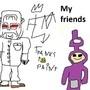 My friends by tomy1188