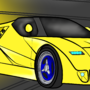 concept car in Shuto Expressway C1 by carbon2002