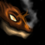 FIRE DRAGON BY ME by sushil-dhanawade