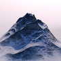 Sno Mointain by YakovlevArt