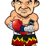 Manny Pacman by Bantilan