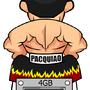 Manny Pacman 1 by Bantilan