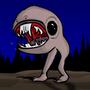 Halloween Creature by Inteternenet
