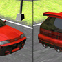 Old Honda civic [in-game] by Sword2edge
