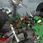 Siege by MasterOfDarkArts