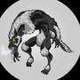 Wolfman by MasterOfDarkArts