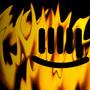Burning Smiley by Gondwana88