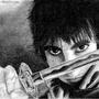 Black Eyed Hero by 7Kiba