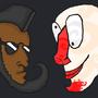 Duke Killington VS Mr. Jingley by 14hourlunchbreak