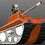 Newgrounds Tank by Danami