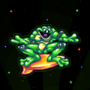 Toad in space by Gonzossm