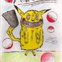 rabid pikachu by LEMONxSNIFF