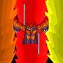 Phoenix Shatter by Flashcard-Man