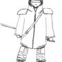 OC Sketch: Shikyo by Kenichi128