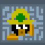 Pixel Megaman Enemy by RetroCo