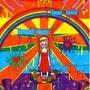 Over the Rainbow-Doodlez by TaraGraphika