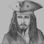 Jack Sparrow sketch by Torvald2000