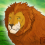 Lion Head by Zelldoom