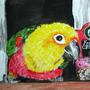 Beaky in the Cupboard by TinyStuffz
