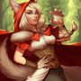 Little Red Riding Hood, Marridelle