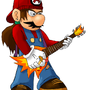 Metallical Mario by Karlossy