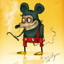 Freaky Mickey Mouse Junkie by dimitrikozma