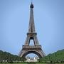 Eiffel Tower by Aqlex