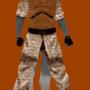USAC - SgtMajAC Fenix Coneron by FoxxWolf