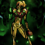 Samus Aran by ThinXIII
