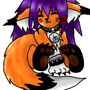 Chibi Vixen Red