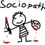 Sociopath by CluelessHero