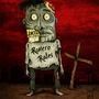 George A. Romero's Fan Zombie by dimitrikozma