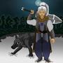 Lone Wolf by DmattGibson